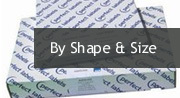 Labels by Shape & Size
